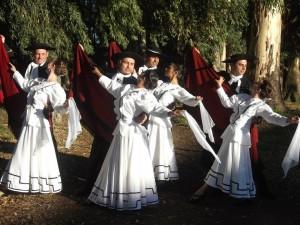 Comania de danza la Marrupena Argentinië
